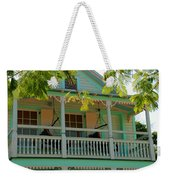 Hammocks In Paradise Weekender Tote Bag