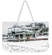 Hampton Beach 2015 Weekender Tote Bag