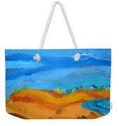 Hampton Dunes Weekender Tote Bag
