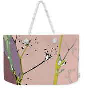 Hamptons Blush Weekender Tote Bag