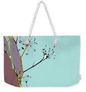 Hamptons Tiffany Weekender Tote Bag