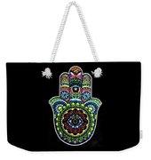 Hamsa Weekender Tote Bag