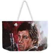 Han Solo Weekender Tote Bag
