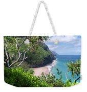 Hanakapiai Beach Weekender Tote Bag