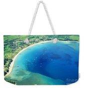 Hanalei Bay Weekender Tote Bag