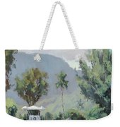 Hanalei Tower Weekender Tote Bag