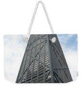 Hancock Building Weekender Tote Bag