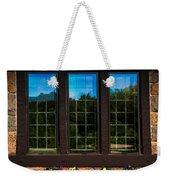 Hand Hewn Oak Frames Weekender Tote Bag