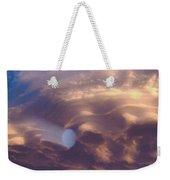 Hand Of God In Colorado Sky  Weekender Tote Bag