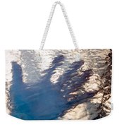 Hand Out Weekender Tote Bag