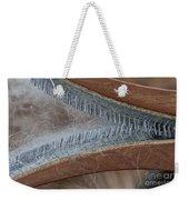 Hand Woolcarder Weekender Tote Bag by Wilma  Birdwell
