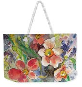 Handpicked Bouquet No. 2 Weekender Tote Bag
