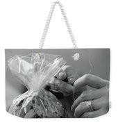 Hands Creating. Weekender Tote Bag