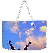 Hands In The Air Weekender Tote Bag