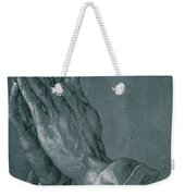 Hands Of An Apostle Weekender Tote Bag