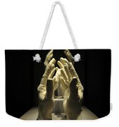 Hands Of Apollo Weekender Tote Bag by David Lee Thompson