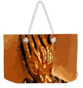 Hands Of God  Weekender Tote Bag