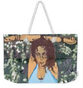 Hands Up Sketch V Weekender Tote Bag