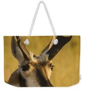 Handsome Is Weekender Tote Bag