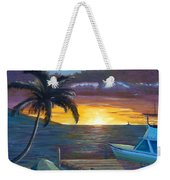 Hang Loose Harbor Weekender Tote Bag