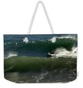 Hang On For Dear Life Weekender Tote Bag