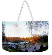 Hangin' At Bethesda Fountain Weekender Tote Bag
