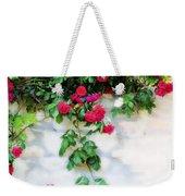 Hangin Roses Weekender Tote Bag