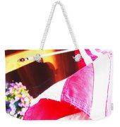 Hanging Beauty 1 Weekender Tote Bag