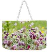 Hanging Blooms Weekender Tote Bag