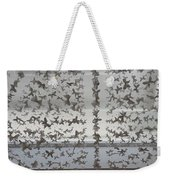 Hanging Butterflies B W  Weekender Tote Bag