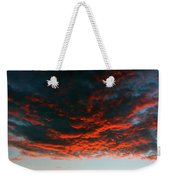 Hanging Clouds Weekender Tote Bag