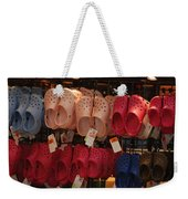 Hanging Crocs Weekender Tote Bag