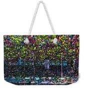 Hanging Grapevines Weekender Tote Bag