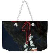 Hanging Hightops Weekender Tote Bag
