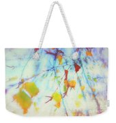 Hanging Leaves Weekender Tote Bag