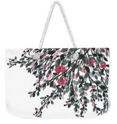 Hanging Leaves IIi Weekender Tote Bag