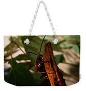 Hanging On For Life Weekender Tote Bag