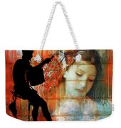 Hanging On To The Dream Weekender Tote Bag