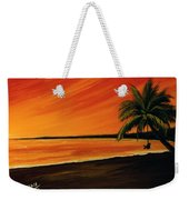 Hanging Out At The Beach #153 Weekender Tote Bag