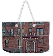 Hanging Out In Brooklyn Weekender Tote Bag