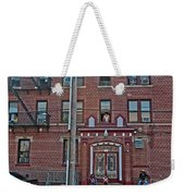 Hanging Out In Brooklyn Weekender Tote Bag
