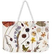 Hannah's Poppy Weekender Tote Bag