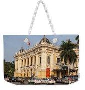 Hanoi Opera House 04  Weekender Tote Bag