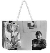 Hans Lenes Weekender Tote Bag