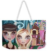 Hansel And Gretel Weekender Tote Bag