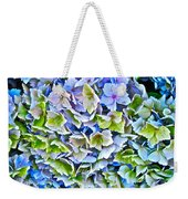 Hanson Hydrangea Weekender Tote Bag