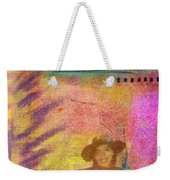 Happily Waiting Weekender Tote Bag
