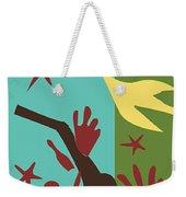 Happiness - Celebrate Life 4 Weekender Tote Bag