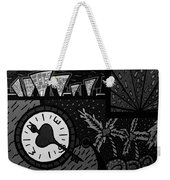 Happiness 3 Weekender Tote Bag