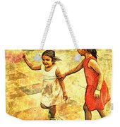 Happiness Balloon Weekender Tote Bag